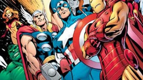 Se pregateste o echipa de supereroi?