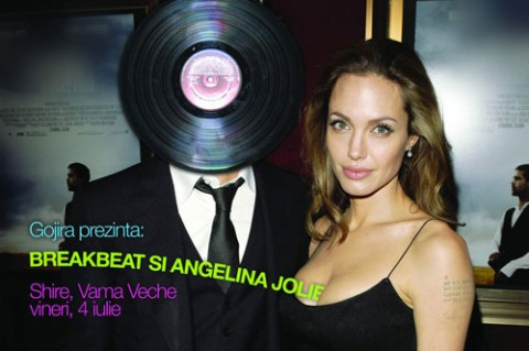 BREAKBEAT SI ANGELINA JOLIE