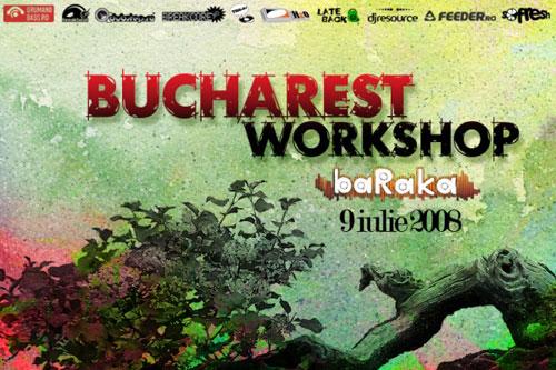 bucharest workshop