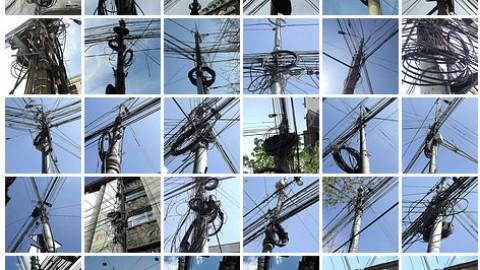 Cablurile din Bucuresti