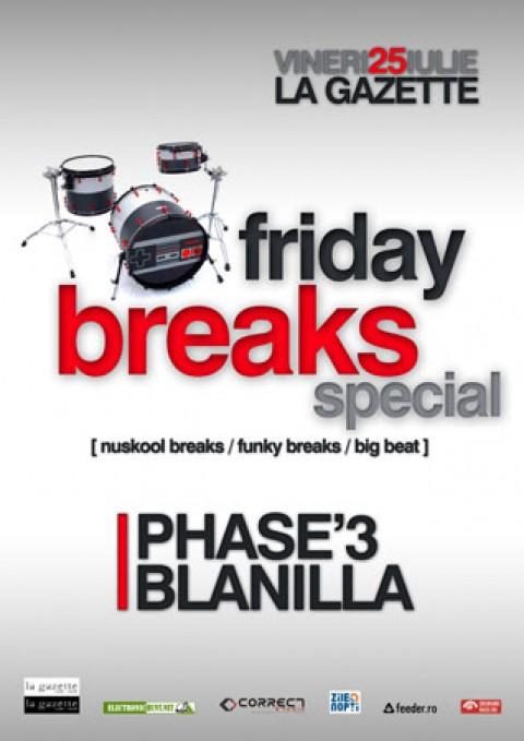 Friday Breaks Special