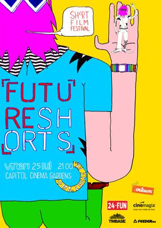 Future Shorts la Cinema Capitol