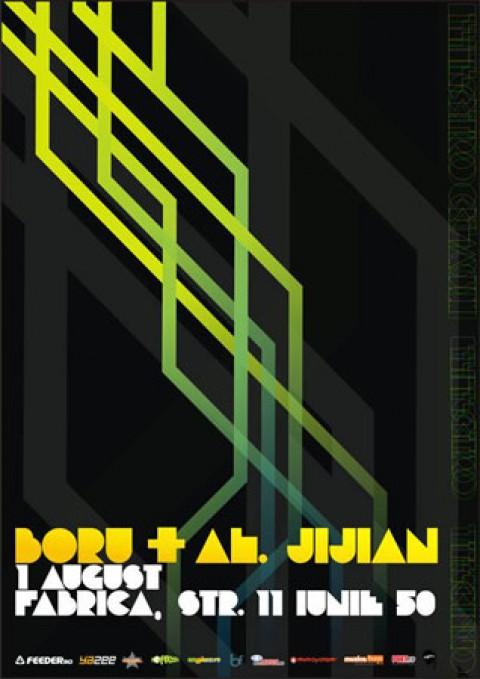 Boru & Alex Jijian