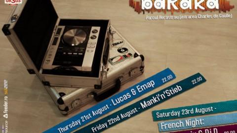 French Night: Morgomix&DJ D