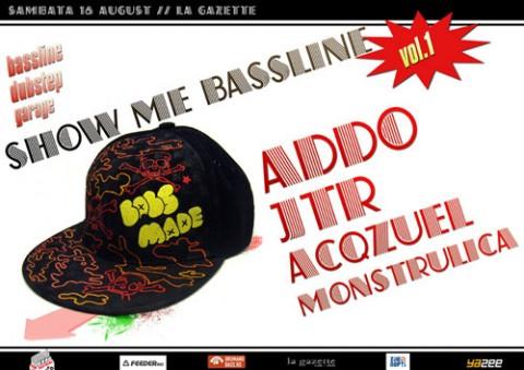 Show me Bassline vol.1