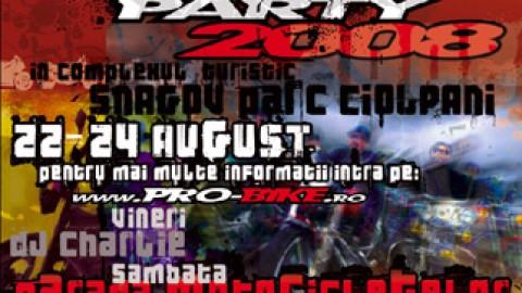 Pro Bikers Party