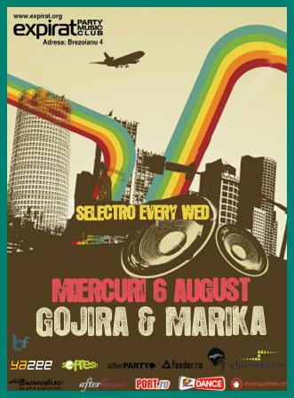 Selectro cu Gojira & Marika