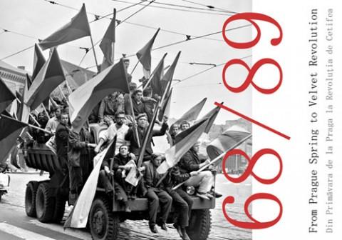 Din Primavara de la Praga la Revolutia de Catifea