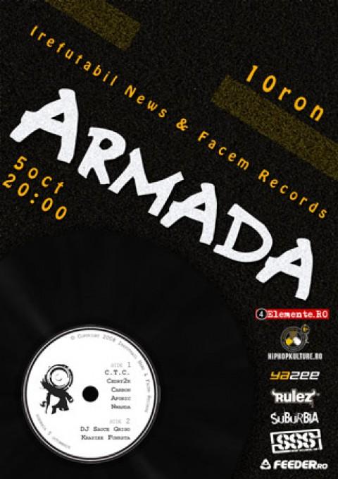 ARMADA Live