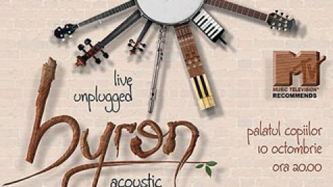 Byron Unplugged