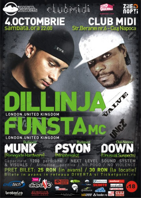 DILLINJA & MC FUNSTA