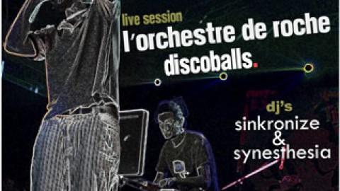 L'Orchestre de Roche & Discoballs