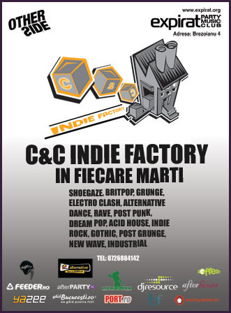 C&C indie factory