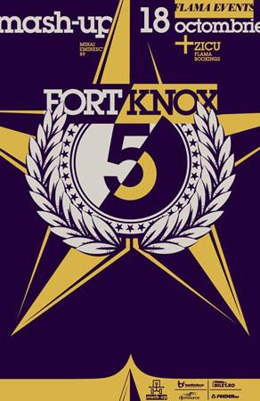 Fort Knox Five si Zicu