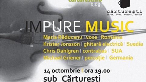 Impure music