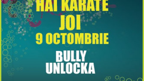 Hai karate: Bully & Unlocka