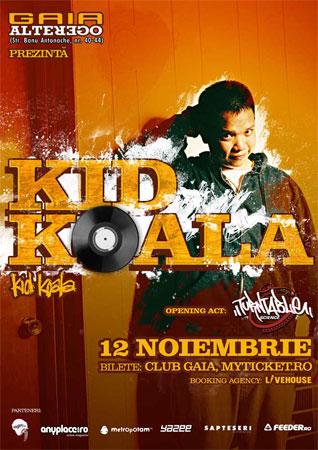 kid-koala-bucuresti-12-noiembrie