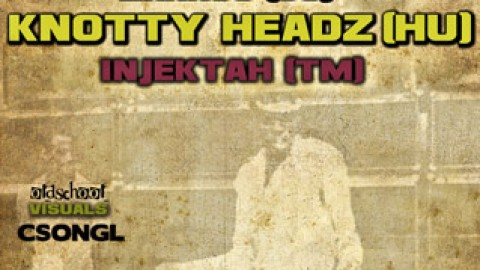 Reggae Hi-Fi Live: Knotty Headz, Zakaos, Injektah