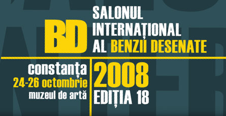 Salonul International al Benzii Desenate