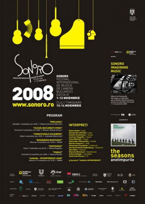 Sonoro 2008