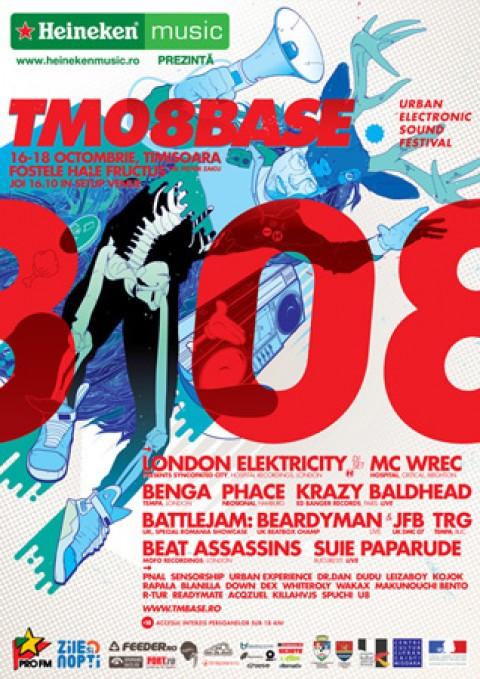 Azi (16.10) incepe festivalul TMBase