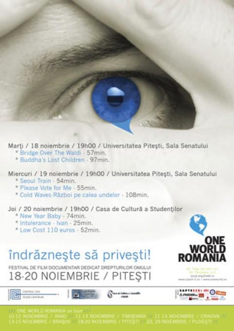 One World on Tour: Pitesti