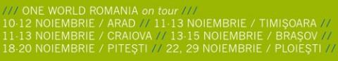 One World Romania on Tour – Day 3