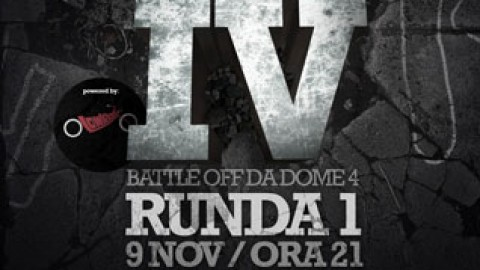 Battle off the Dome IV