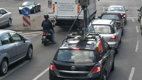 Google Maps Street View Barcelona