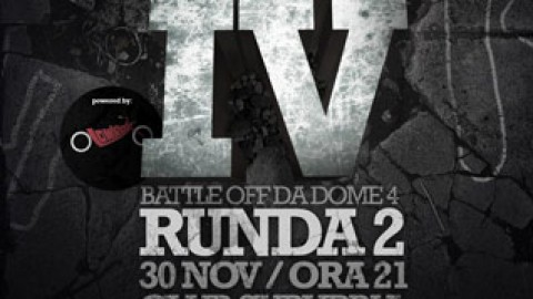 Battle Off Da Dome IV – runda 2