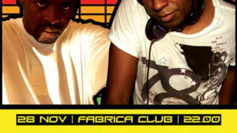 DJ Marky & MC Stamina
