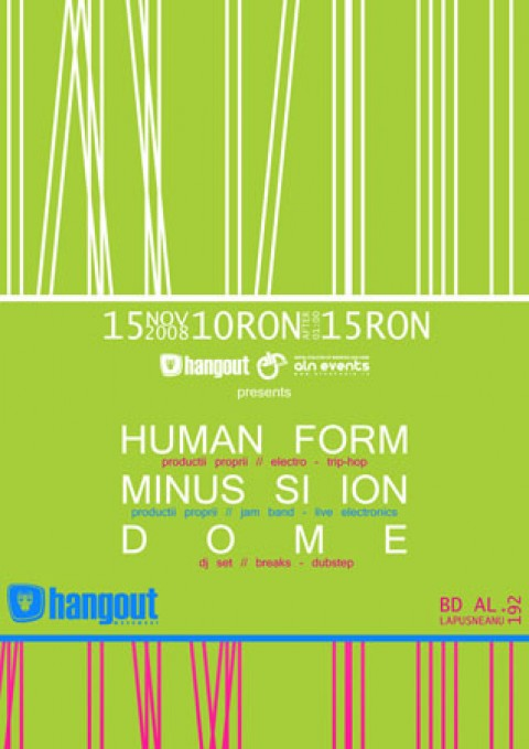 Human Form, Minus & Ion, Dome