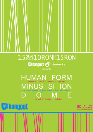 Human Form, Minus & Ion, Dome