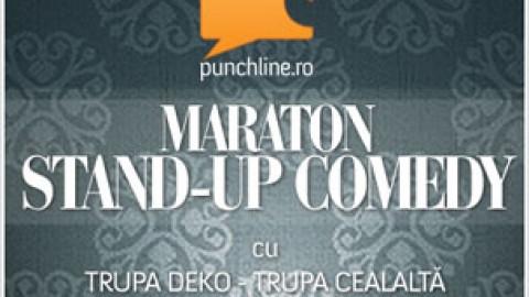Maraton de Stand-up Comedy