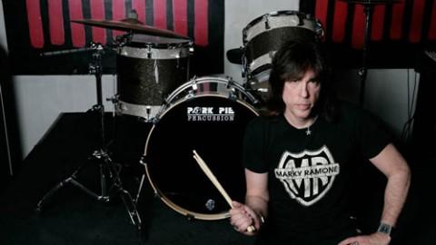 Marky Ramone (Blitzkrieg) la Bucuresti