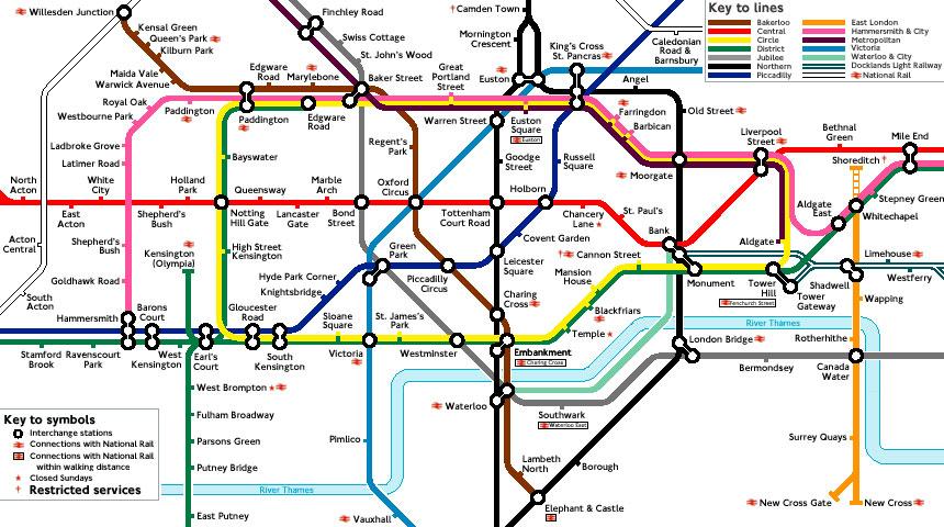 Retele De Metrou Londra Vs Bucuresti Feeder Ro