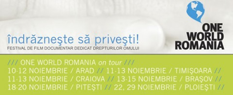 One World on Tour [Ploiesti]