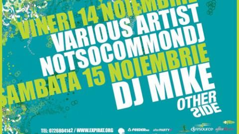 Various Artist & Not so Common DJ