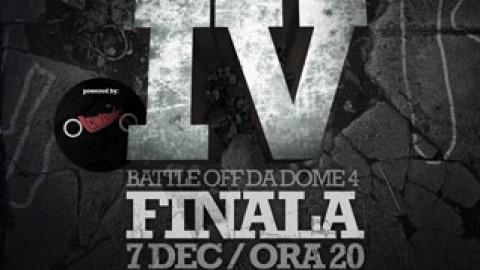 Battle of da dome IV