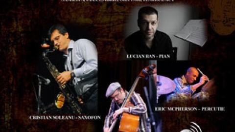 Cristian Soleanu & American Quartet