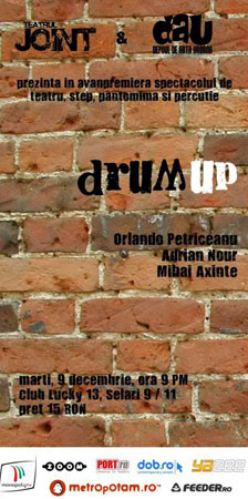 drum-up