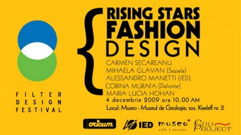 Rising Stars in Fashion Design