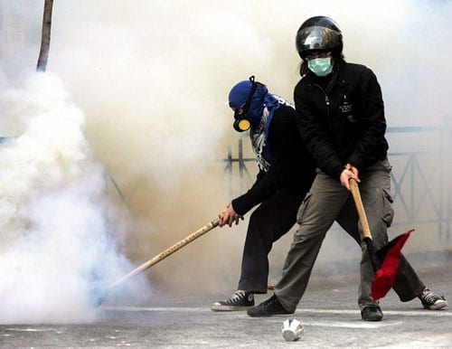 greek-riots