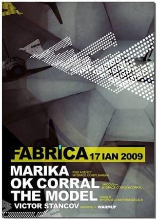 Marika, OK Corral, The Model