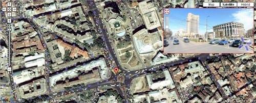 Norc Alternativa La Google Maps Street View Feeder Ro