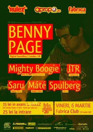 Benny Page