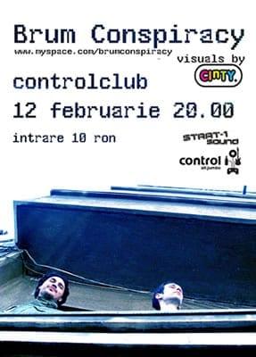 brum in control club