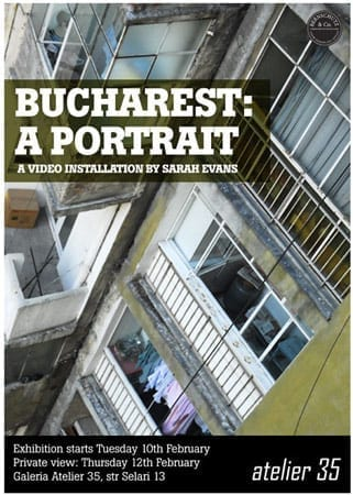 bucharest a portrait by sarah evans la atelier 35