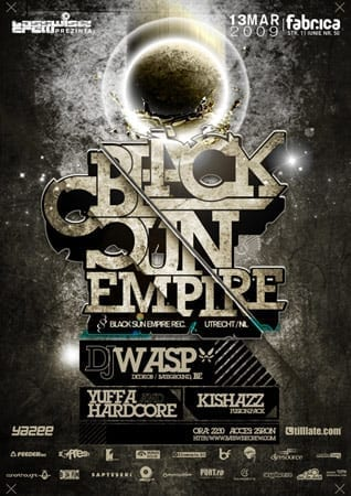 Black Sun Empire la Fabrica
