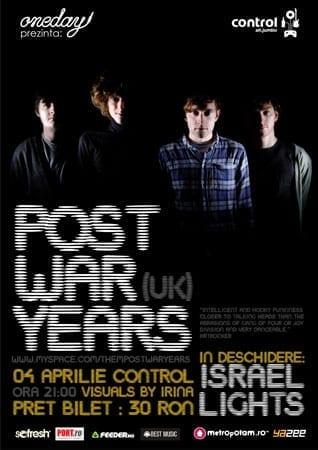 post-war-years